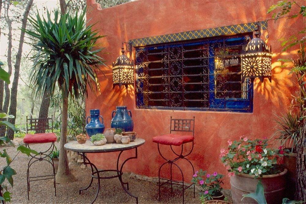 terrazas estilo arabe decoracion
