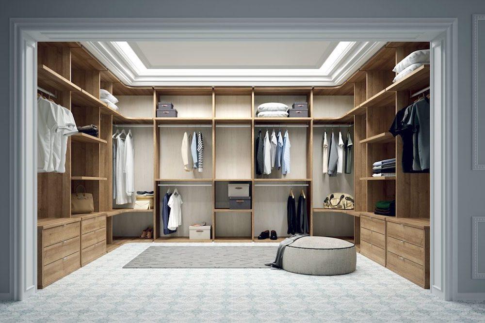 como decorar un vestidor