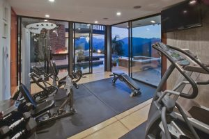 como hacer gimnasio en casa