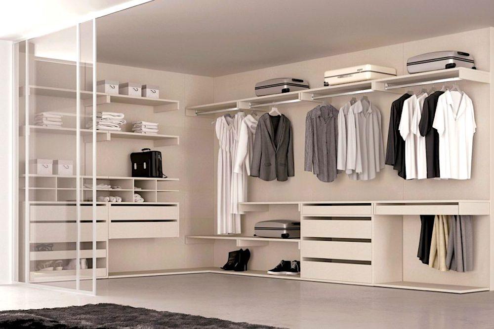 como hacer un vestidor casero