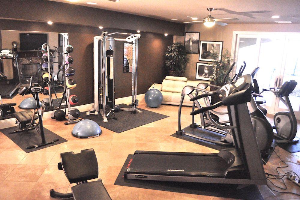 como montar gimnasio en casa