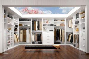 convertir una habitacion en vestidor