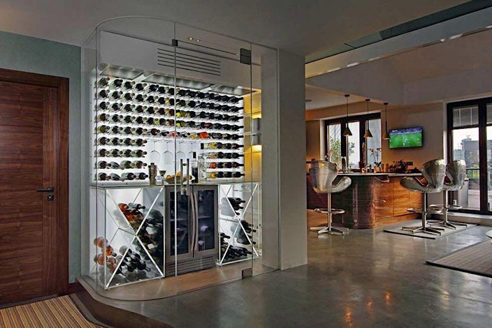 Mant n tus vinos en las mejores condiciones decorando bien for Fotos de bodegas en casas particulares