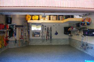 decoracion de garajes con plantas