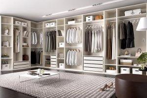 decoracion de habitaciones vestidores