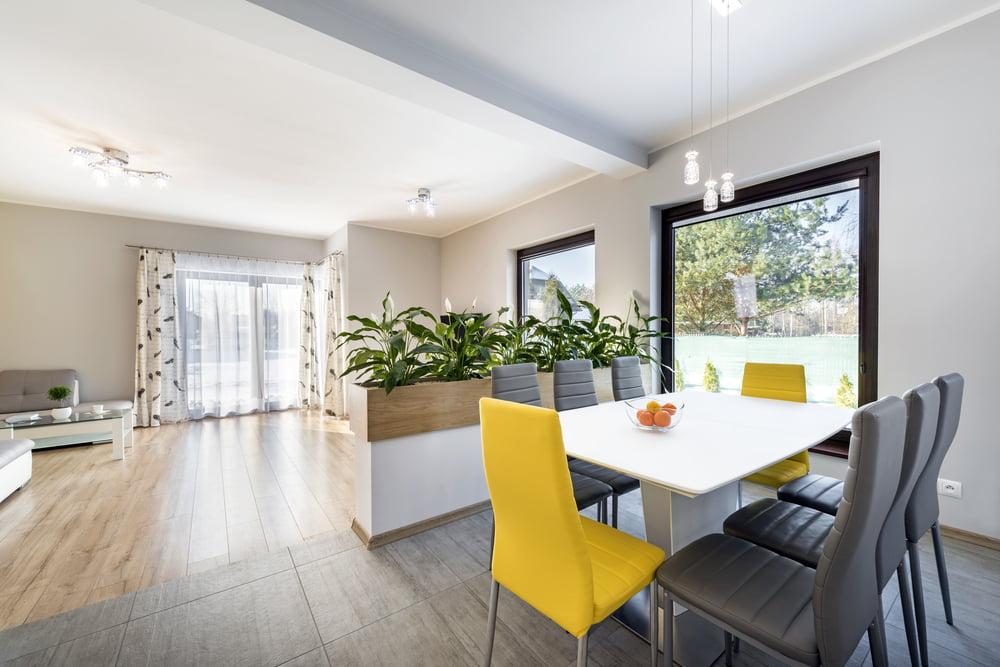 Cómo decorar el comedor de tu casa, en función del estilo de ...