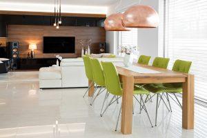 decoracion mesas comedor