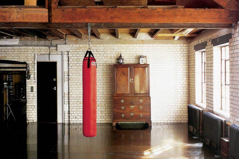 diseño gimnasio en casa