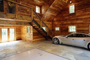 diseño interior de garajes