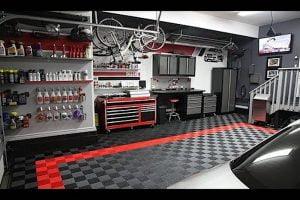 distribucion de garajes