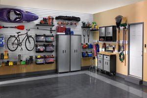ideas para decorar garajes