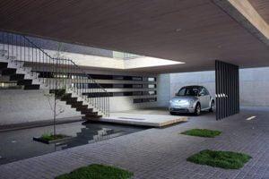 imagenes de casas estilo garajes