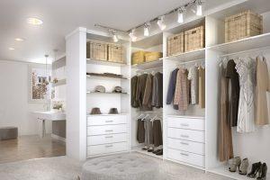 tienda de diseño de vestidores
