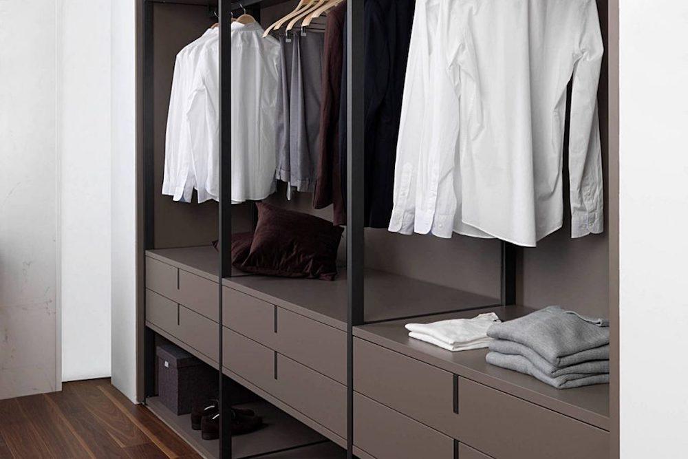 vestidor pequeño ideas
