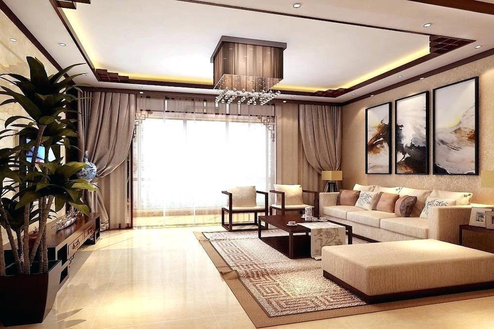 decoracion salon oriental