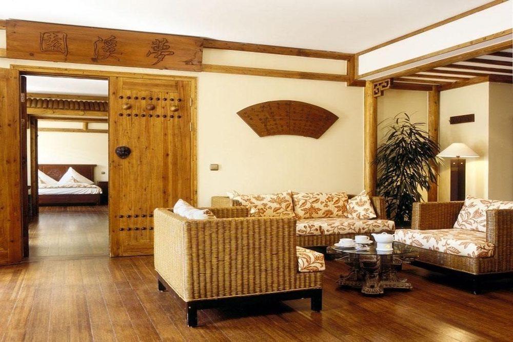 decorar salon estilo oriental