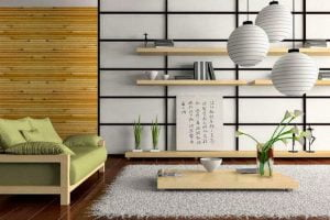 decorar salon oriental
