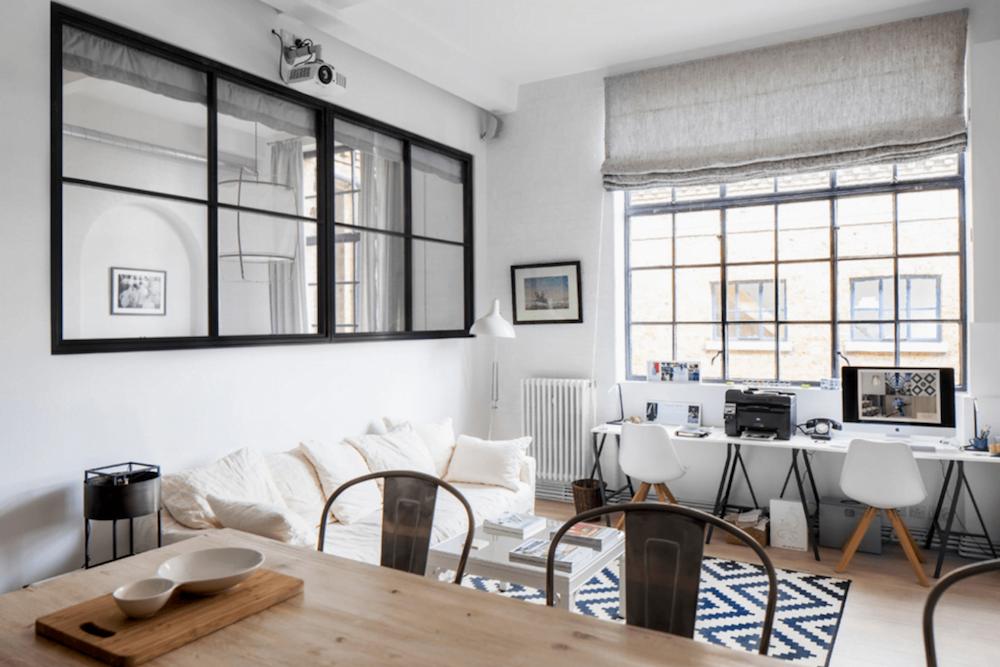 ideas decoracion salon estilo nordico