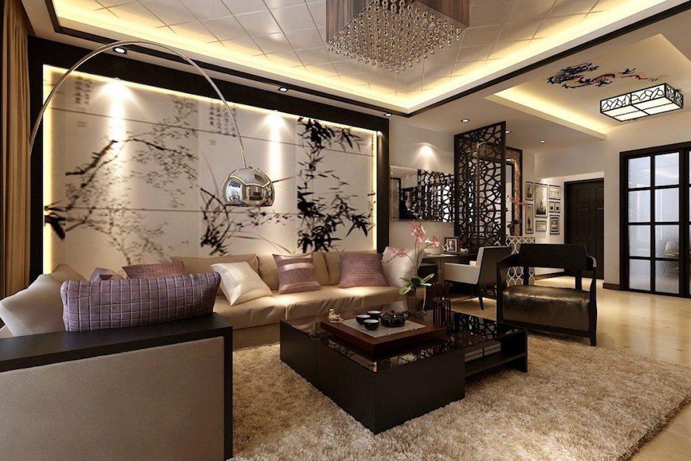 salón oriental