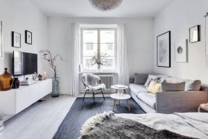salones nordicos decoracion