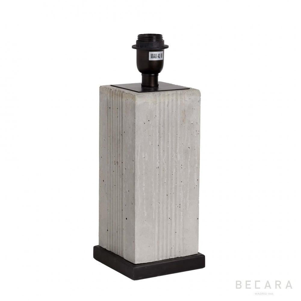 Lámparas baratas Becara
