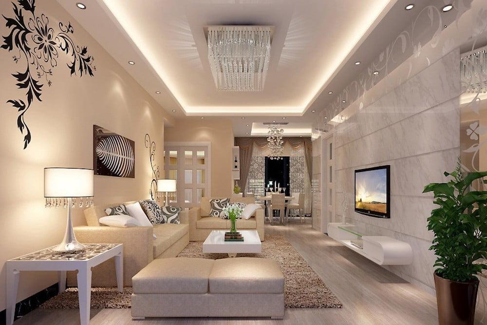 como decorar salas clasicas