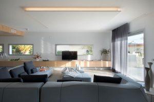decoración de salones minimalistas