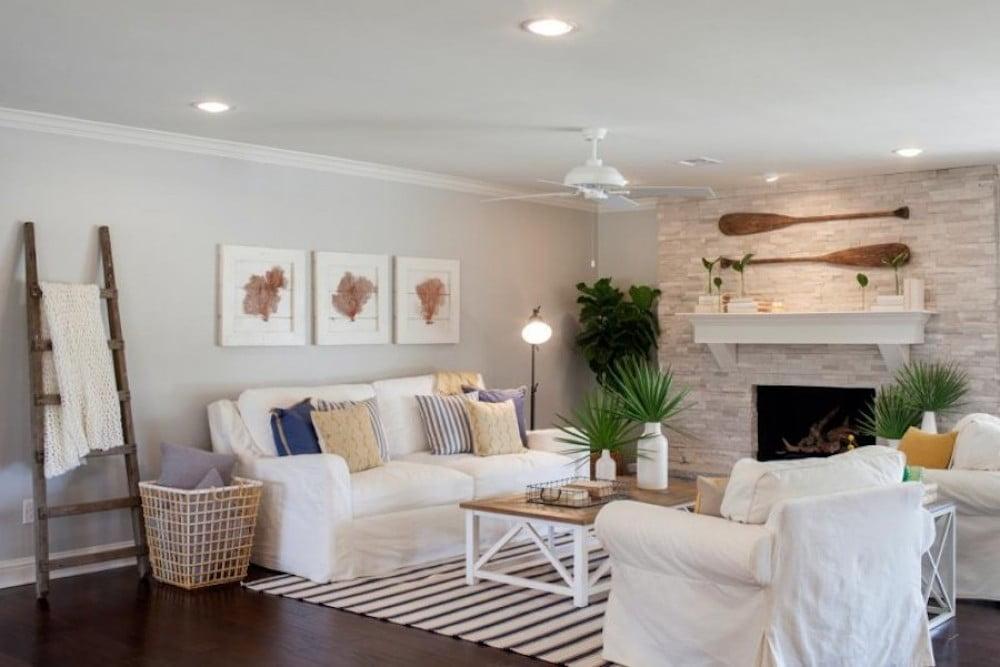 Lleva el mar a tu hogar con la mejor decoración para un salón náutico