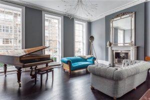 decoracion salones clasicos