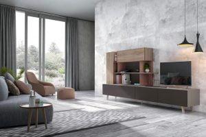 decoraciones de salas minimalistas