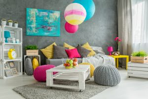 decoraciones estilo boho chic salones