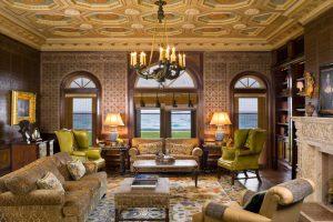 decorar salon clasico