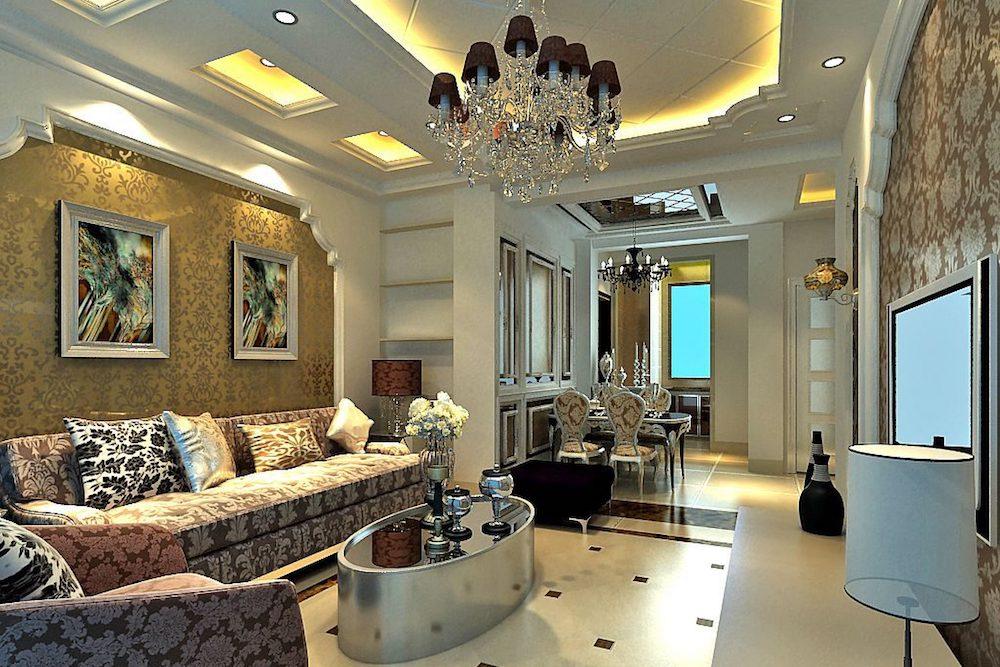decorar un salon estilo clasico
