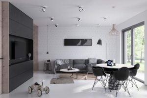ideas para decorar salas minimalistas