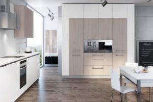 colores para cocina minimalista