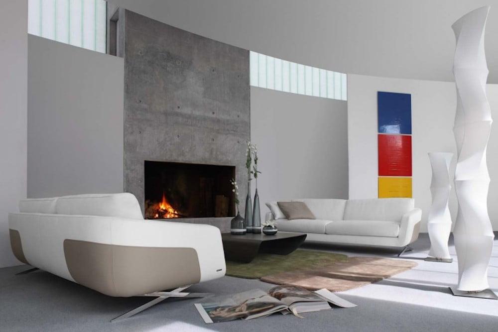 como decorar sala moderna