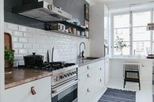 como decorar una cocina nordica