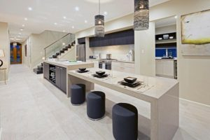 como diseñar una cocina minimalista