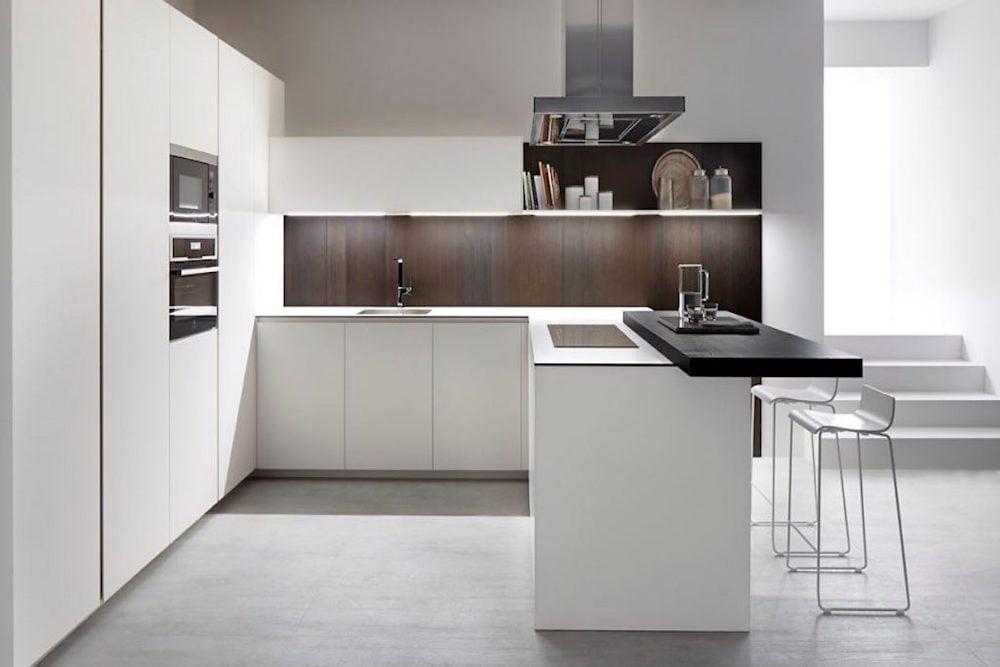 como hacer una cocina minimalista