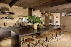 decoracion cocina rustica