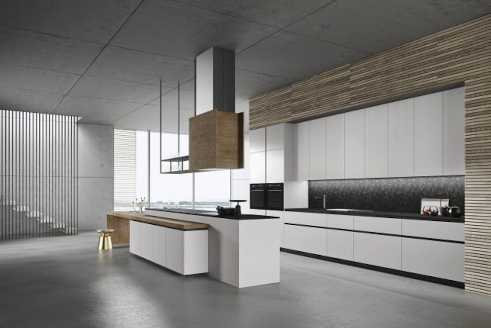 decoracion cocinas modernas minimalistas
