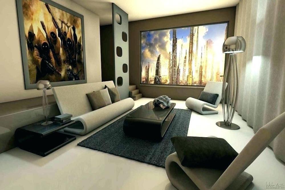 decoracion moderna de sala