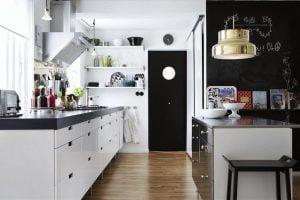 decoracion nordica cocina