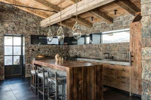 decoracion rustica en cocinas