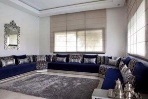 decoracion salones estilo arabe