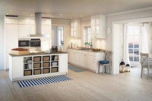diseño cocina nordica