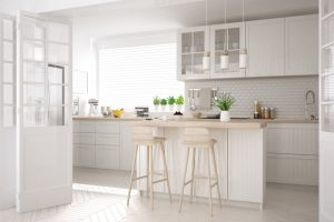 diseño de interiores cocina nordica