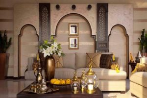 ideas decoracion salon arabe