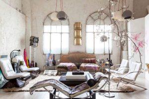 salon estilo eclectico