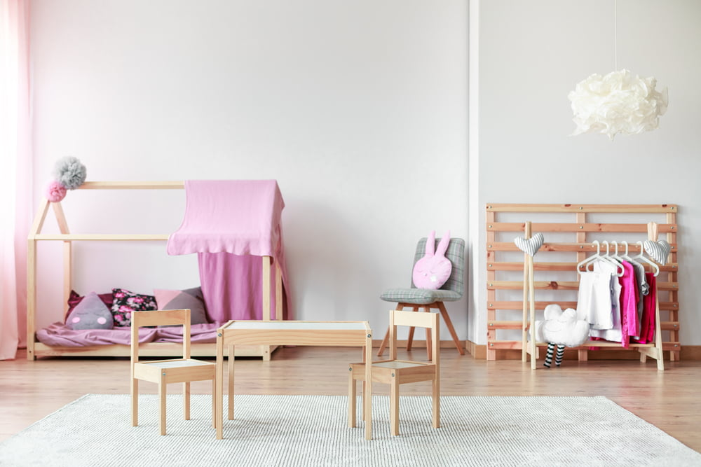 Habitaciones Infantiles Color Lila.Las Ideas Mas Actuales Para Habitaciones Infantiles Prodecoracion
